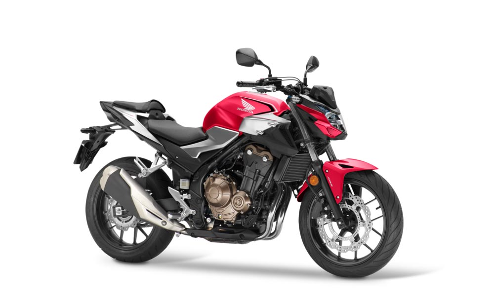 Honda CB500 A2