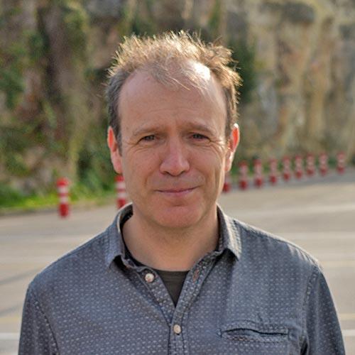 Jordi director de la Autoescuela Rabassada